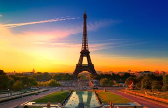 Eiffel Tower Wallpapers 07 2560 x 1600 340x220