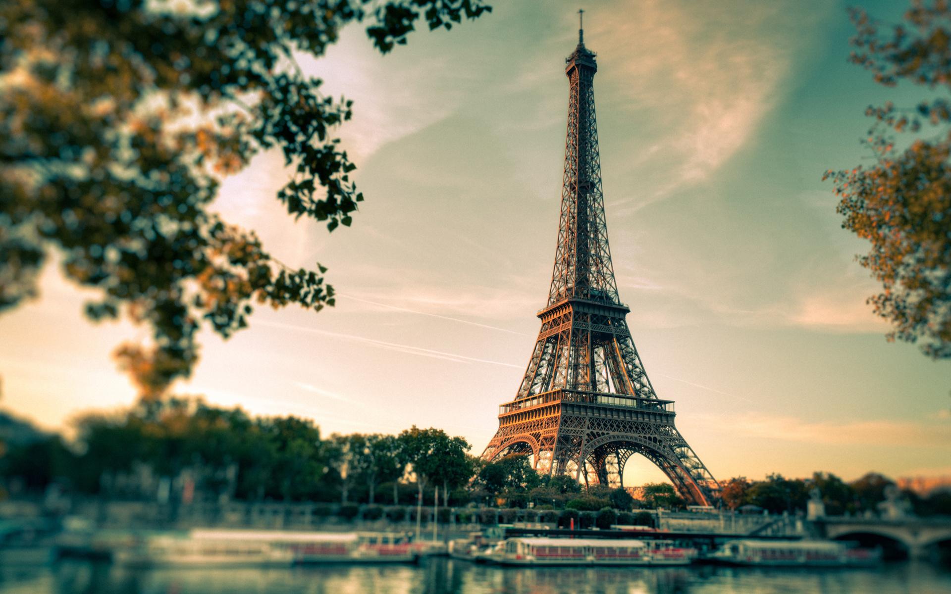 Eiffel Tower Wallpapers Hd
