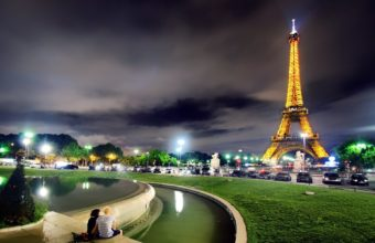 Eiffel Tower Wallpapers 12 1920 x 1200 340x220