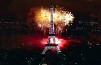 Eiffel Tower Wallpapers 15 3072 x 1920 340x220