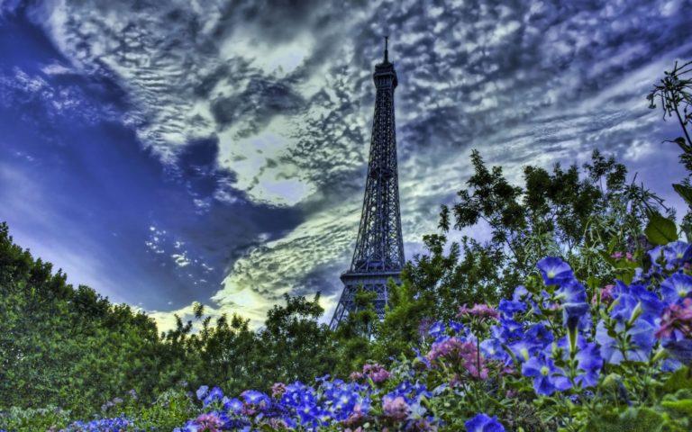 Eiffel Tower Wallpapers 25 2560 x 1600 768x480
