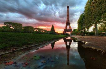 Eiffel Tower Wallpapers 31 3840 x 2400 340x220