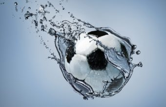 Football Water Splash 1336x768 340x220