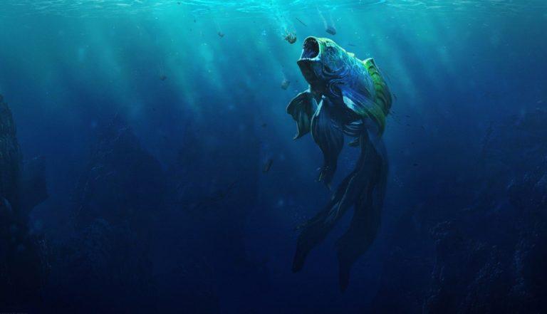 Goldfish Piranha 1336x768 768x441