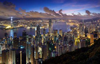 Hong Kong Wallpaper 03 1920x1200 340x220