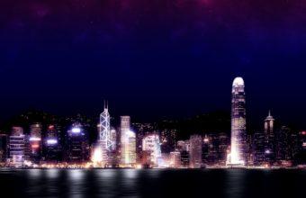 Hong Kong Wallpaper 04 2560x1600 340x220