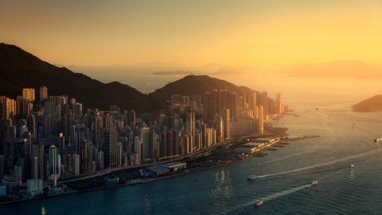Hong Kong Wallpaper 11 1600x900 768x432