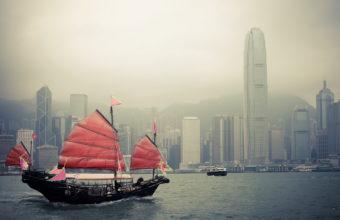 Hong Kong Wallpaper 12 2560x1600 340x220