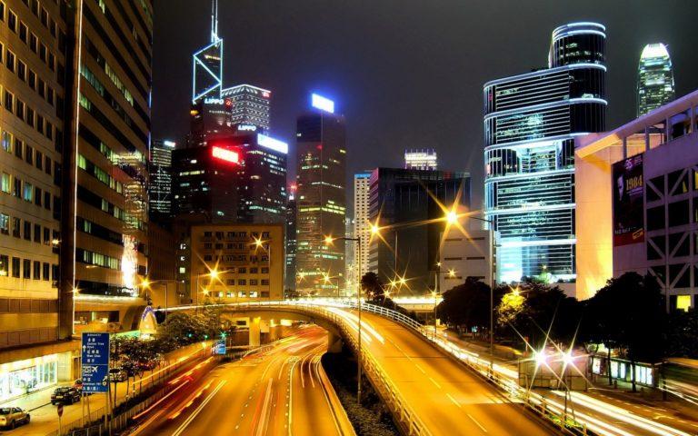 Hong Kong Wallpaper 14 3840x2400 768x480