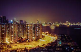 Hong Kong Wallpaper 18 3840x2160 340x220