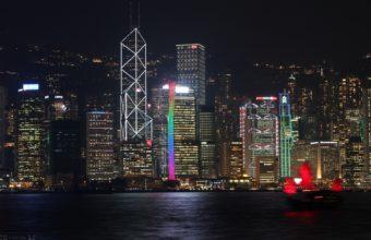 Hong Kong Wallpaper 20 3840x2400 340x220