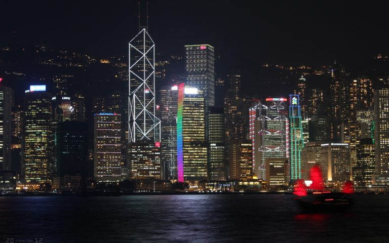 Hong Kong Wallpaper 20 3840x2400 768x480