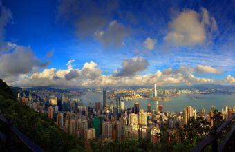 Hong Kong Wallpaper 24 1920x1200 340x220