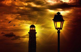 Lighthouse Background 15 2560x1600 340x220