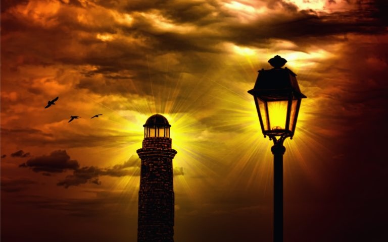 Lighthouse Background 15 2560x1600 768x480