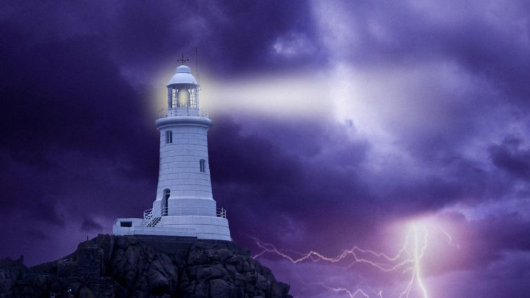Lighthouse Background 16 1920x1080 768x432
