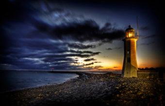 Lighthouse Background 37 1920x1200 340x220