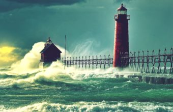 Lighthouse Background 42 2560x1600 340x220