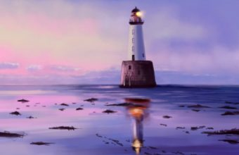 Lighthouse Background 46 1920x1080 340x220