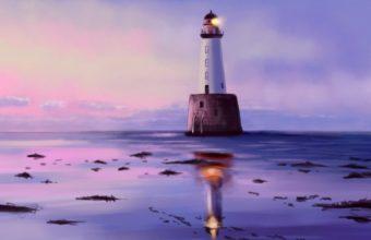 Lighthouse Background 46 1920x1080 340x220
