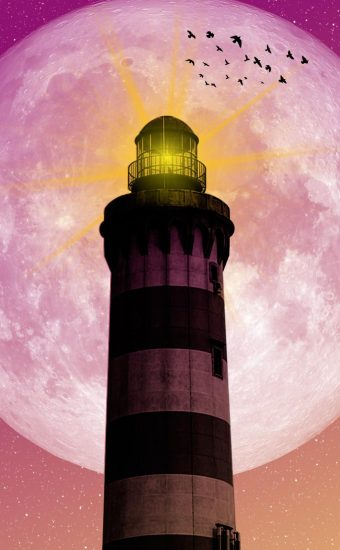 Lighthouse Phone Wallpaper [1023x2160] - 051