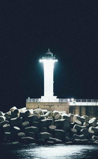Lighthouse Phone Wallpaper 1080x2340 017 340x550