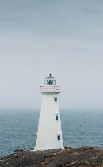 Lighthouse Phone Wallpaper [1080x2340] - 038