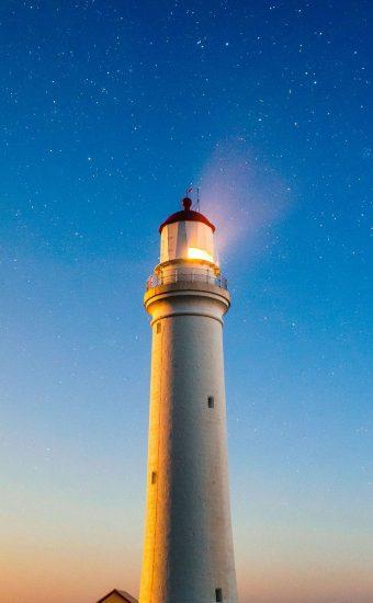 Lighthouse Phone Wallpaper [1080x2340] - 039