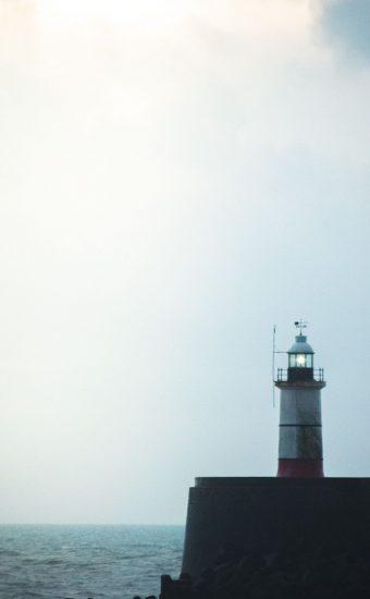 Lighthouse Phone Wallpaper [1080x2340] - 056