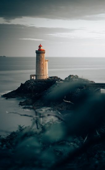 Lighthouse Phone Wallpaper [1080x2340] - 059