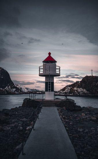 Lighthouse Phone Wallpaper 2000x3000 012 340x550
