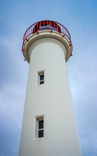 Lighthouse Phone Wallpaper [2304x3456] - 046