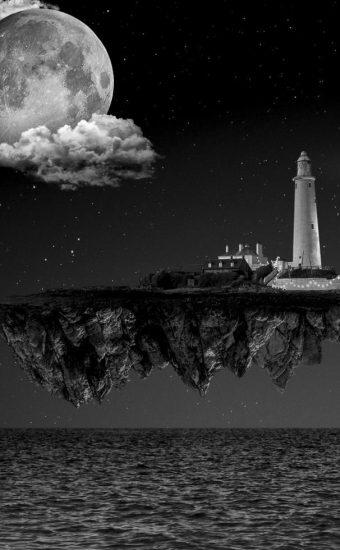 Lighthouse Phone Wallpaper [606x1280] - 063