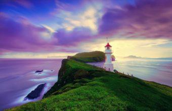 Lighthouse Wallpaper 03 2000x1333 340x220