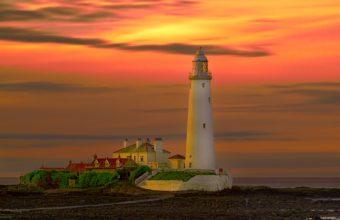 Lighthouse Wallpaper 07 2048x1365 340x220