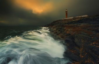 Lighthouse Wallpaper 09 2000x1200 340x220