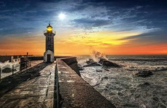 Lighthouse Wallpaper 15 2048x1119 340x220
