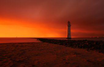 Lighthouse Wallpaper 21 2400x1642 340x220