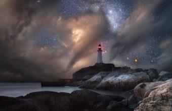 Lighthouse Wallpaper 26 1920x1200 340x220
