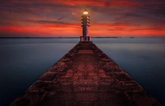 Lighthouse Wallpaper 27 5472x3507 340x220