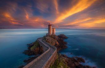 Lighthouse Wallpaper 32 3371x1800 340x220
