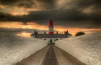 Lighthouse Wallpaper 37 2560x1600 340x220