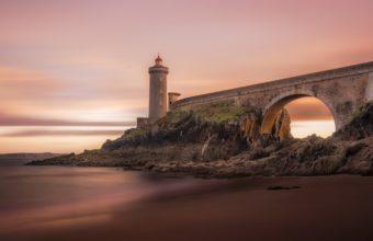 Lighthouse Wallpaper 40 4000x2400 340x220