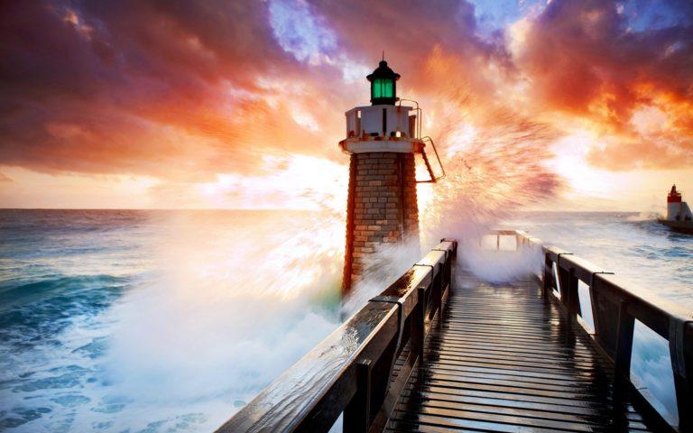 Lighthouse Wallpaper 42 1920x1200 768x480