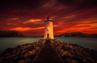 Lighthouse Wallpaper 45 5969x3729 340x220