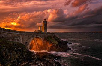 Lighthouse Wallpaper 46 2500x1563 340x220