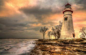 Lighthouse Wallpaper 49 2403x1600 340x220