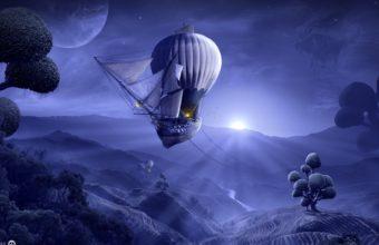 Moonlight Cruise 3840x2160 340x220