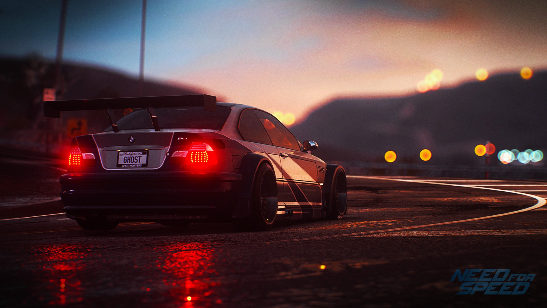 Need for speed background 23 1920x1080 - Speed wallpaper ...