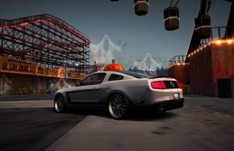 Need For Speed Wallpaper 059 1366x768 340x220